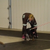 Sarah & Horse learning calm hold
